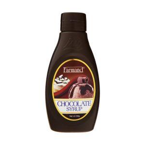 سس شکلاتی فرمند مقدار 500 گرم